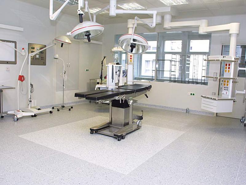 Fakultní nemocnice Olomouc / LINO